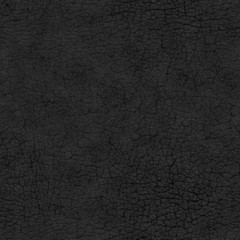 Black Leather Seamless Texture