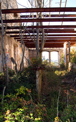 Lost Place - Bau Ruine