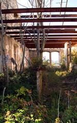 Lost Place - Bau Ruine