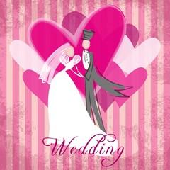 Wedding congratulation