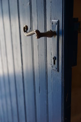 The door is open ...