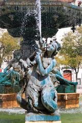 Portuguese fountain