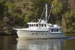 Trawler on the InterCoastal Waterway - 76399221