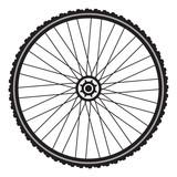 Bicycle wheel, vector format - 76400607