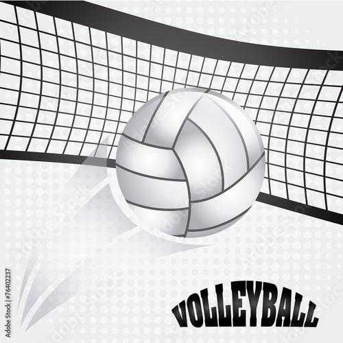 Fototapeta volleyball ball