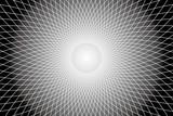 Fototapety 背景,素材,壁紙,模様,放射,放射状,曲線,波,波紋,水紋,電波,電磁波,空間,四次元,異次元,異空間,ワープ,ワープゾーン