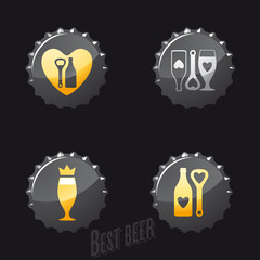Beer and pub icons