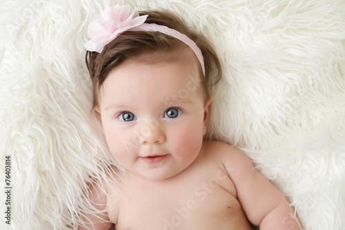 Fototapeta Newborn Baby