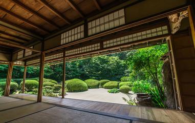 京都 詩仙堂 Kyoto