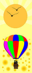 Summer Balloon