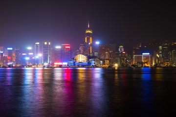 Night Hong Kong