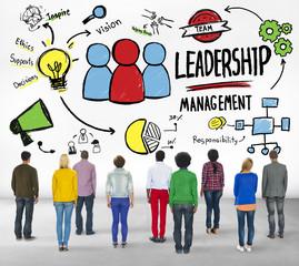 Diversity People Leadership Management Corporate Concept