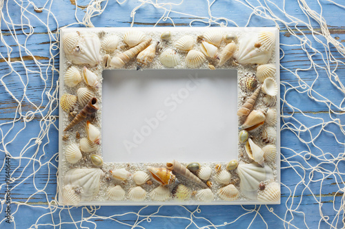 Maritime Picture Frame - 76406447