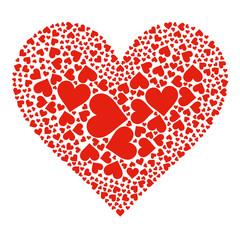 Herz, Icon, Symbol, Background, Heart, Love, Liebe, 2D, Zeichen