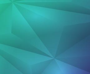 Poligon geometric background