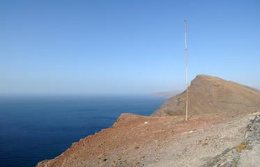 Pointe de la Entallada à Las Playitas à Fuerteventura