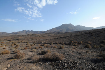 Los Cuchillos de Vigán à Las Playitas à Fuerteventura