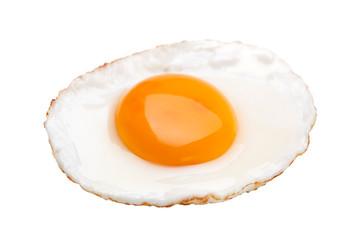 Chicken fried egg
