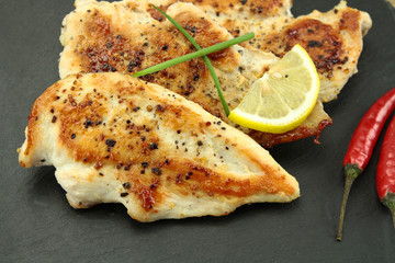 escalopes de volaille