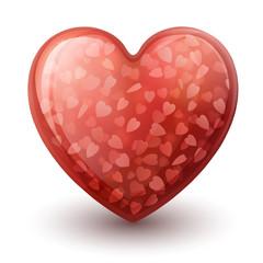 Conceptual Heart Symbol