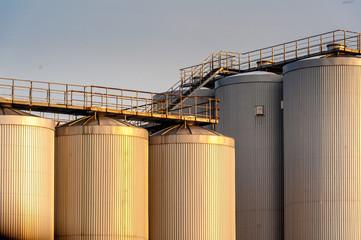 silo factory
