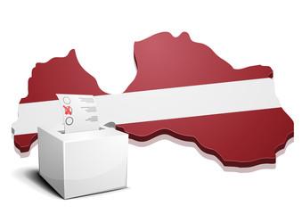 ballotbox Latvia