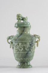 vaso  antico  alabastro