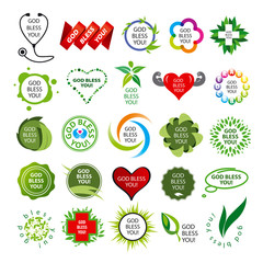 biggest collection of vector logos natural health
