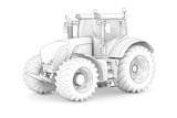 Traktor (Zeichnung)