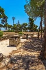 Parco archeologico della Neapoli, Siracusa.