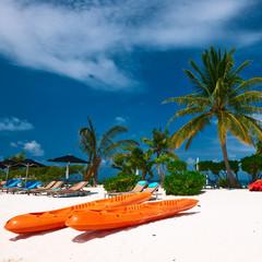 Beautiful beach Maldives