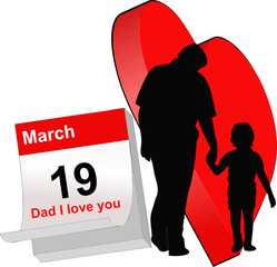 Papà oggi è la tua festa