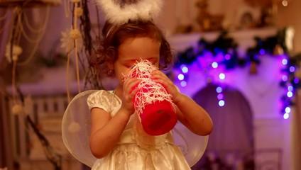 child-angel