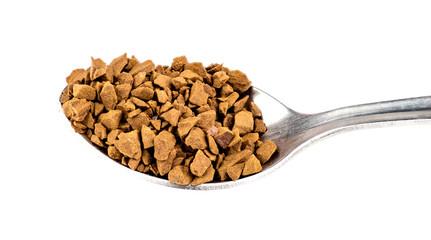 Teaspoon of instant coffee