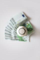 Heizkosten und Bargeld