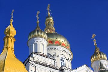 Pochaev's Lavra cupola