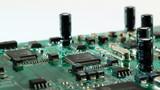 Microchip Leiterplatte