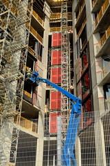 New multy-storey building
