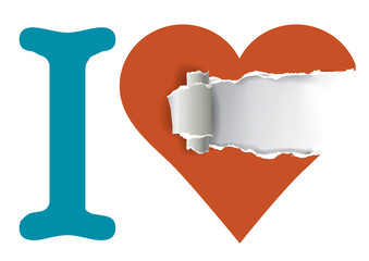 Declaration of love_template