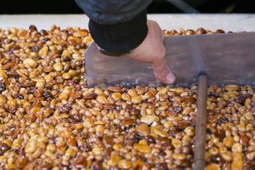 almond brittle italian croccante sweet