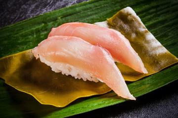 にぎり寿司 はまち 日本食