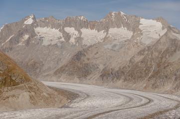 Bettmeralp, Dorf, Berner Alpen, Aletsch, Gletscher, Schweiz