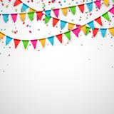 Fototapety Party celebration background.