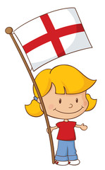 Proud to be English Girl