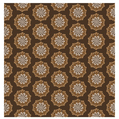 Vector vintage seamless patterns ,can be used for wallpaper