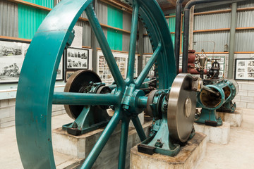 Steam Power Engine