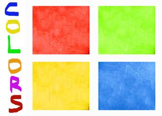 colores para un fondo