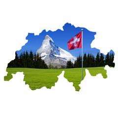Matterhorn-Schweiz