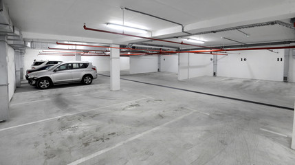 Multi storey car park