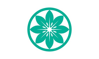Star Flower Logo